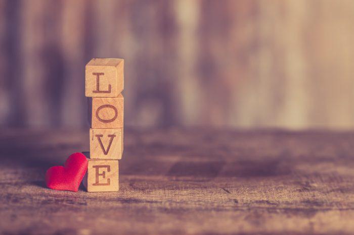 積み木love