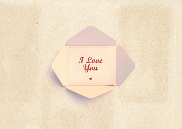 i love you メッセージ