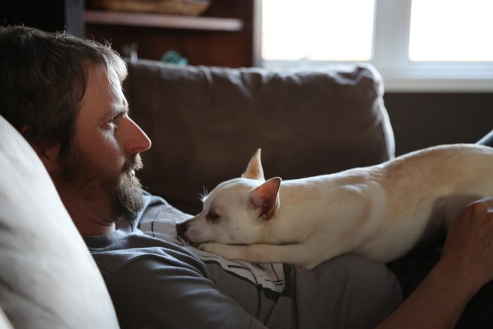 DAD & DOG